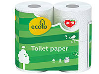 Туалетная бумага 4 рулона