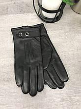 Мужские кожаные перчатки 1-933