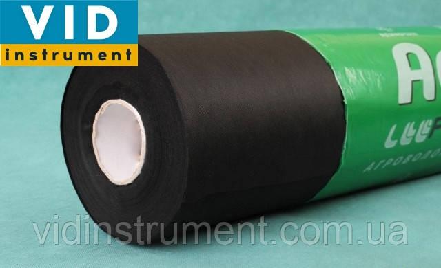 Агроволокно черное Agreen 50г\м2 ( 1.60м\100м ), фото 2