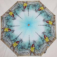 Зонт компактный женский Fiaba 02 2336