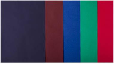 Бумага цветная Buromax DARK А4 80г/м2 5цв. 20л. (BM.2721420-99)