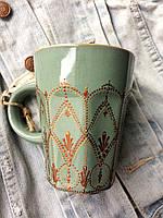 «Марокко» Чашка з точковою розписом