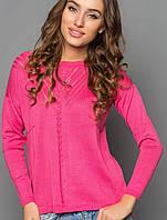 Ассиметричный свитер | 1267 sk