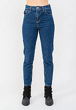 Женские джинсы SURVIVOR 42 Темно-синие