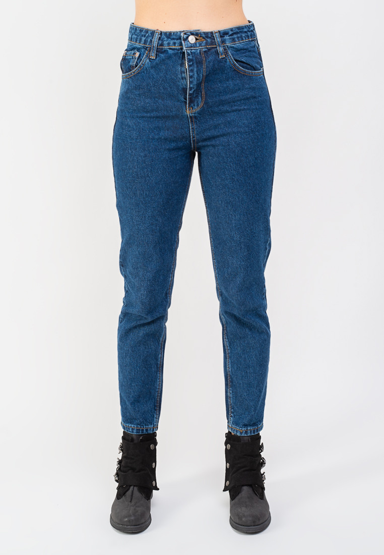 Женские джинсы SURVIVOR 34 Темно-синие