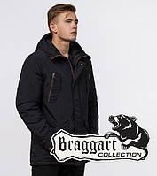 Braggart Arctic 48560   Зимняя парка черная 46 (S)48 (M)54 (XXL)