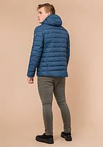 Braggart Aggressive 40962   Зимняя мужская куртка темно-бирюзовая, фото 3