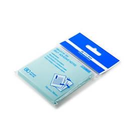 Блок паперу для нотаток клейкий шар Buromax 76х76мм 80л асорті кольорів BM.2316-99