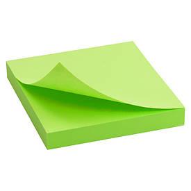 Блок паперу для нотаток клейкий шар Buromax 76х76мм 80л асорті кольорів BM.2316-98