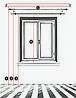 Как измерить окно