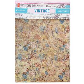 Бумага для декупажа, Vintage, 2 листа 40x60 см