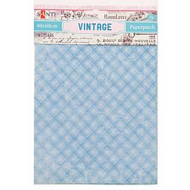 Папір для декупажу, Vintage, 2 листи 40x60 см