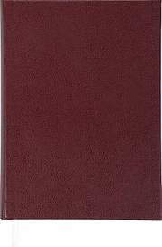 Щоденник недатований Buromax STRONG A5 288 стор коричневий (BM.2022-25)