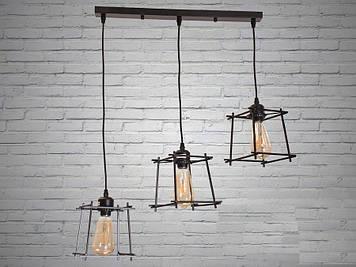 Светильник-подвес в стиле Loft