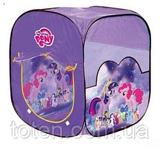 Намет дитячий ігровий 8008 PN My Little Pony 92х72х72 см
