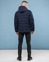 11 Киро Токао   Куртка на тинсулейте 6015 темно-синий, фото 3