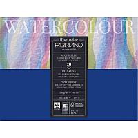 Альбом для акварели с акварельной бумагой Fabriano А5 20 листов 200г/м2 Watercolor среднее зерно склейка 8001348173502
