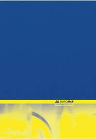 Канцелярская книга А4 Buromax 192 л. клетка лам.обл. для учета BM.2404