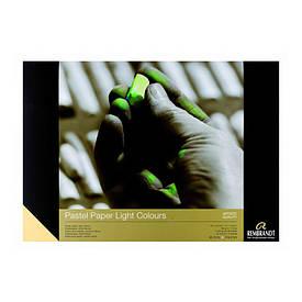 Склейка для пастели REMBRANDT, 21х29,7см, 160г/м2, светлые оттенки, 30л