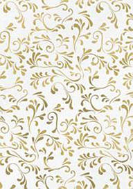Велум напівпрозорий Heyda Рим золотий 21х29.7см 115г/м2 4005329795527
