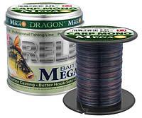 Dragon Mega Baits Carp Mon 600 м Camou 0,25 мм 6,7 кг/14,77 lb (TDC-30-24-025)