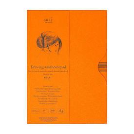 Склейка в папці AUTHENTIC (mixed media) А4, 200г/м2, 40л, білий колір, SMILTAINIS