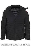 Куртка зимова чоловіча TALIFECK 20-70539 чорна, фото 1