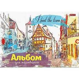 Альбом для малювання А4 20л/100 скоба, з перфорацією 1В (м)