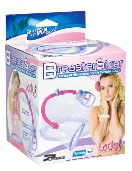 Помпа для груди BREAST ENLARGEMENT PUMP