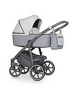 Детская универсальная коляска 2 в 1 Riko Marla 03 Stone, фото 1