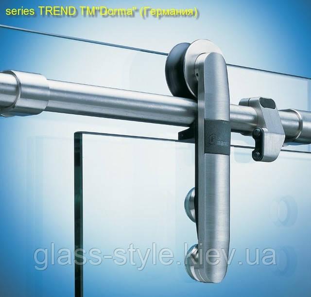 Стеклянные раздвижные двери Manet series TREND