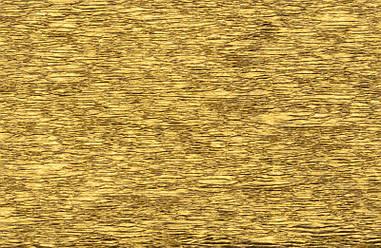 Гофрированная бумага (гофрована) золотой цвет 20%  (50смX200см)