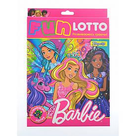 Ігровий набір 1 Вересня Funny loto Barbie 953691