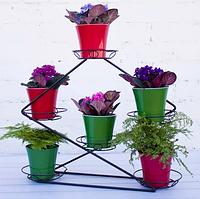 Инь Янь, подставка для цветов на 6 чаш