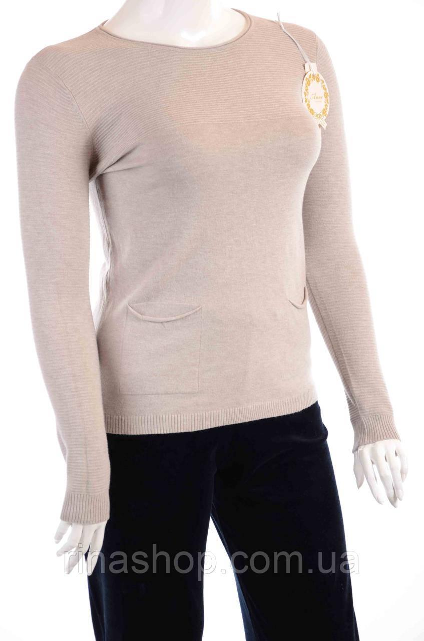 Кофта женская с вырезом J702
