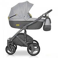 Детская универсальная коляска 2 в 1 Riko Vario 01 Grey Fox, фото 1