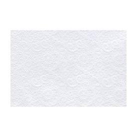 """Велум напівпрозорий """"Мереживо"""", Білий, А4 (21х29,7см), 115г/м2, Heyda"""