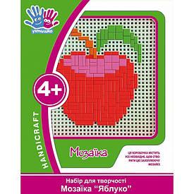 Набор для творчества 3D Мозаика ''Яблоко''