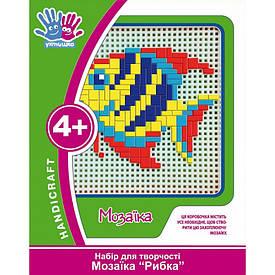 Набор для творчества 3D Мозаика ''Рыбка''