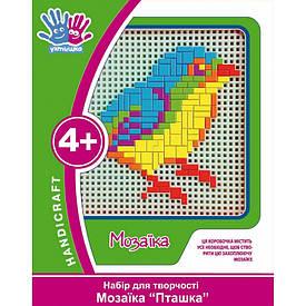 Набор для творчества 3D Мозаика ''Птичка''