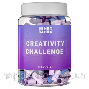 Баночка Creativity Challenge (русский язык)
