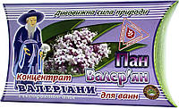 Сіль для ванн ПАН ВАЛЕР'ЯН з валер'яною та екстрактом Алое, концентрат 450г