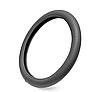 Чехол на руль КОЖА M (37-38см) серый Forma H-RTBE-05 рециклированная