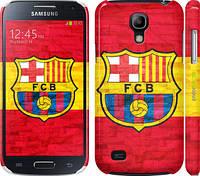 "Чехол на Samsung Galaxy S4 mini Duos GT i9192 ФК Барселона 1 ""2301c-63"""