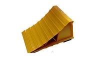 Упор противооткатный (200х120х195) (черевик) Пластик 1 шт. ST-002