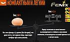 Налобный фонарь Fenix HM23 240LM компактный, фото 3