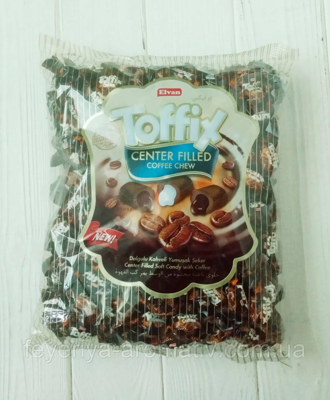 Мягкие жевательные конфеты Toffix Coffe 1kg