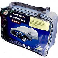 Тент автомобильный уплотненный Джип - Минивен XXXL 533x195x152см Milex СС0902 (С карманами под зеркало), фото 1