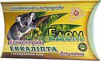 Сіль для ванн ЕДЕМ з евкаліптом та екстрактом Алое  концентрат,450г