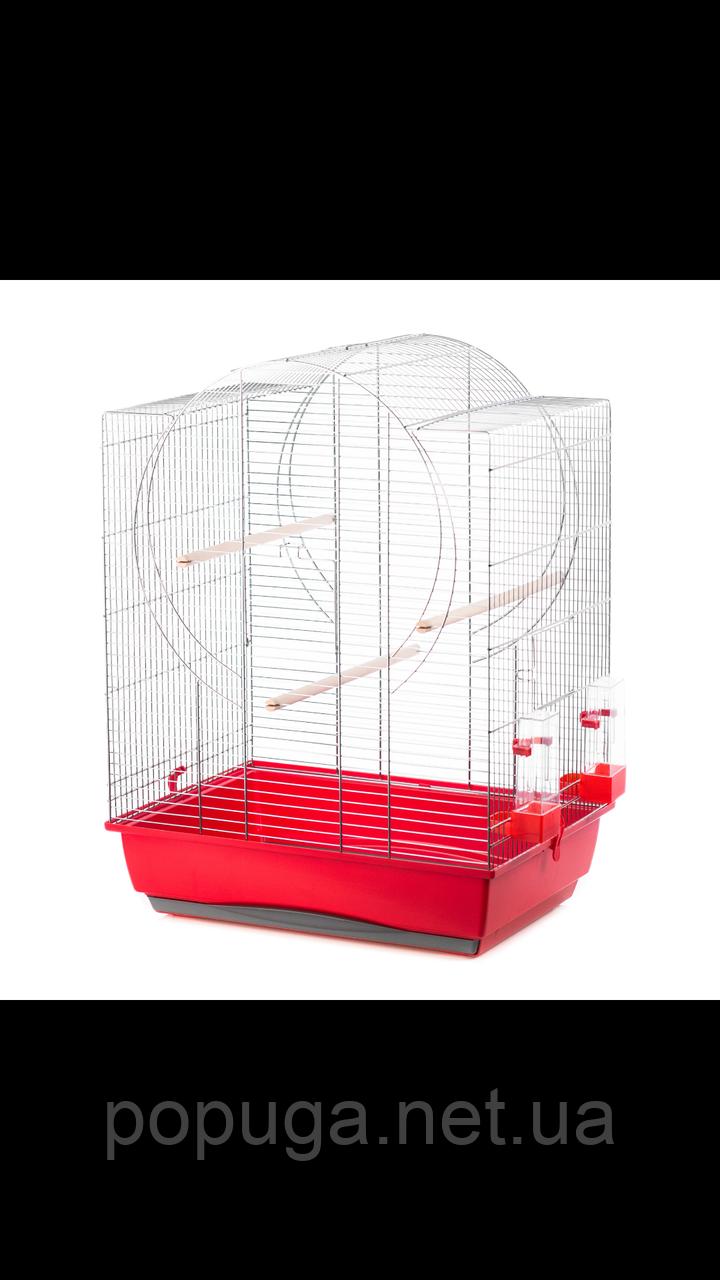 Клітка для папуг EMMA, цинк